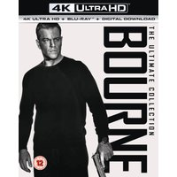 Bourne 4K Collection - 4K Ultra HD from Universal Pictures