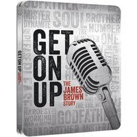 Get On Up - Limited Edition Steelbook (UK EDITION) from Universal Pictures