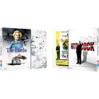 The Birds - Zavvi Exclusive Limited Edition Slipcase Steelbook (Limited To 2000 Copies) from Universal Pictures