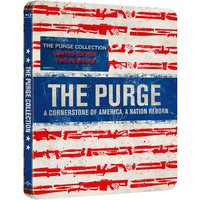 The Purge/The Purge: Anarchy: Limited Edition Steelbook (UK EDITION) from Universal Pictures
