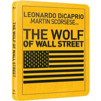 The Wolf of Wall Street - Limited Edition Steelbook (Includes UltraViolet Copy) (UK EDITION) from Universal Pictures