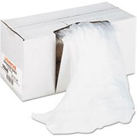High-Density Shredder Bags, 40-45 gal Capacity, 100/Box from Universal