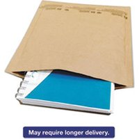 Jiffy Natural Self Seal Cushioned Mailer, #5, 10 1/2 x 16, Kraft, 80/Carton from Universal