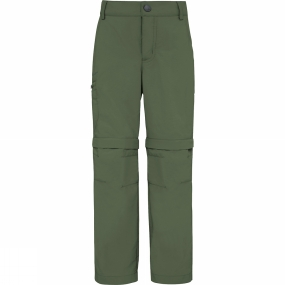 Kids Detective Zip Off Pants II from Vaude