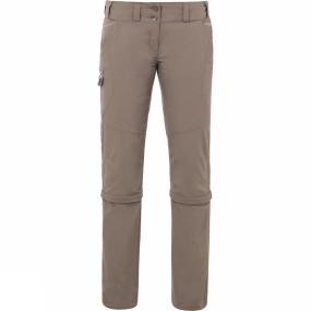 Womens Skomer Zip Off Capris from Vaude