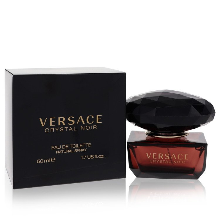 Crystal Noir Perfume by Versace 1.7 oz EDT Spray for Women from Versace