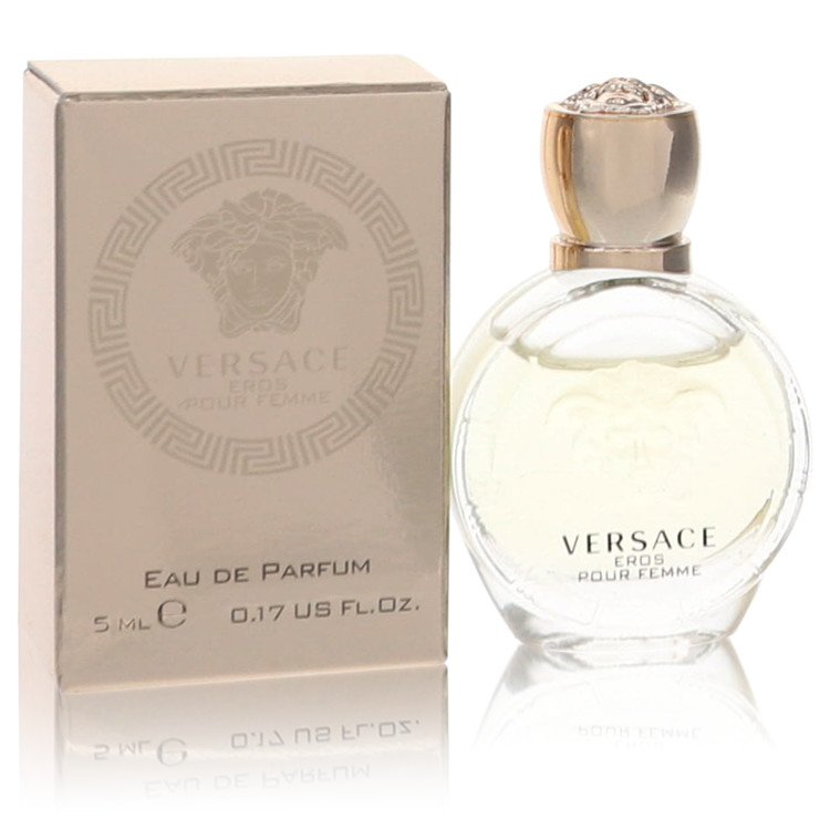 Versace Eros Mini by Versace .17 oz Mini EDP for Women from Versace