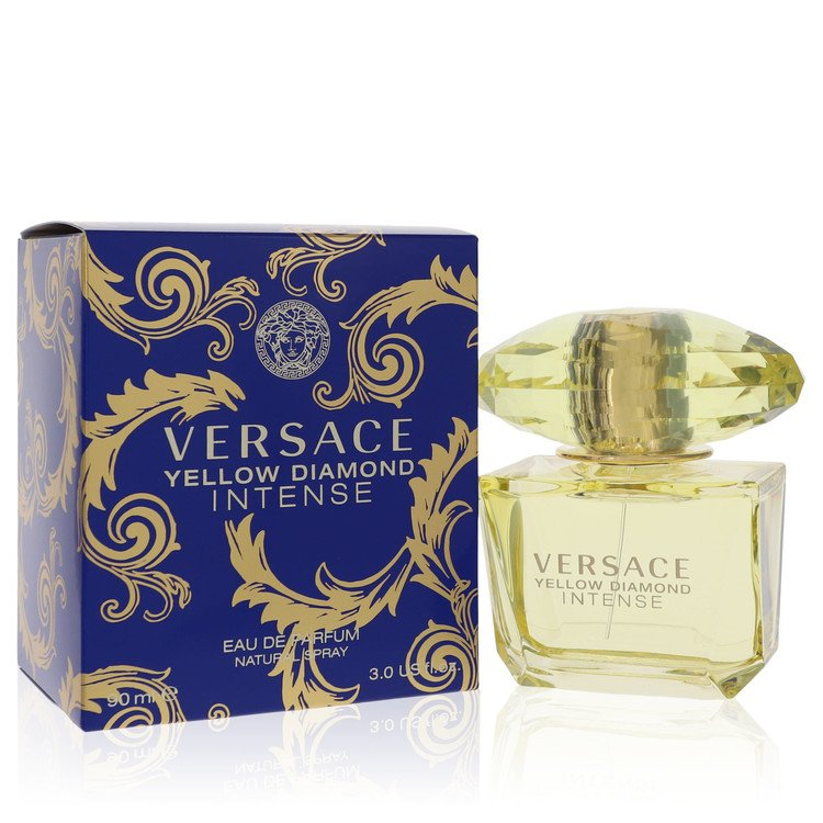 Versace Yellow Diamond Intense Perfume 3 oz EDP Spay for Women from Versace