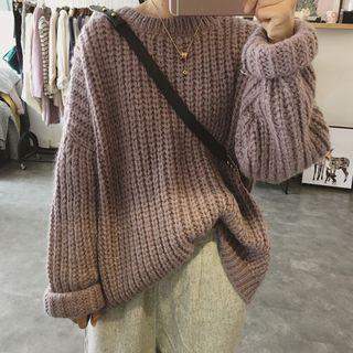 Cable Knit Sweater from Vesper