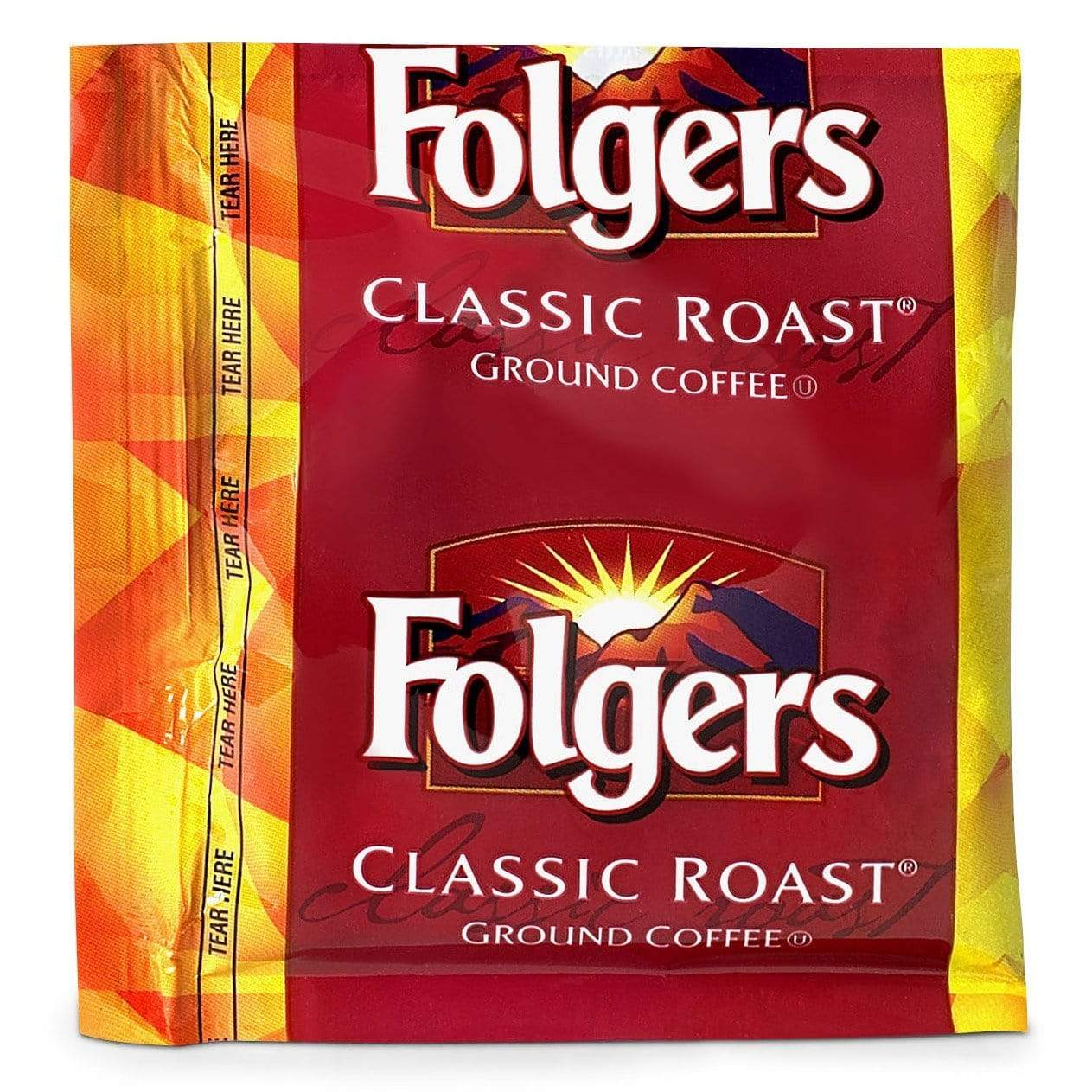 Folgers Coffee - Classic Roast - 42 -  1.5 oz. - Pillow Pack from Vistar