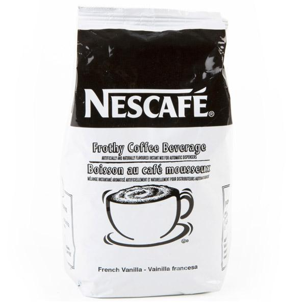 Nescafe Cappuccino Mix - French Vanilla - 2lb Bags, Case of 6 from Vistar