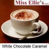 Sweet Cafe White Chocolate Caramel Cappuccino 2lb Bag (Formerly Miss Ellie's), Case of 6 2lb bags from Vistar