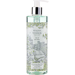 WOODS OF WINDSOR LILY OF THE VALLEY by Woods of Windsor MOISURIZING HAND WASH 11.8 OZ for WOMEN from WOODS OF WINDSOR LILY OF THE VALLEY