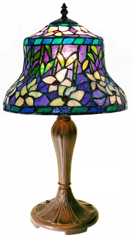 Tiffany Style Accent Table Lamp by Warehouse of Tiffany 1944 MB178 from Warehouse of Tiffany