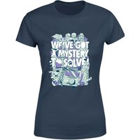We've Got A Mystery To Solve! Women's T-Shirt - Navy - XXL - Navy from Warner