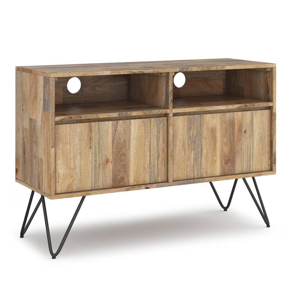 "42"" Moreno TV Stand for TVs up to 48"" Natural - WyndenHall from WyndenHall"