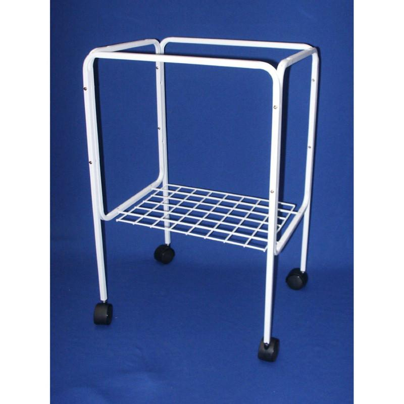 YML Group 4614WHT Stand for Cage size 16x16 and 16x14, White from YML Group