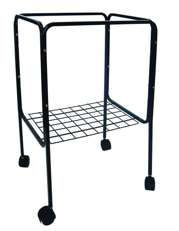 YML Group 4814BLK Stand for Cage size 18x18 and 18x14, Black from YML Group