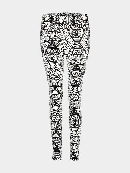 Yoins Totem Printed Trousers from Yoins