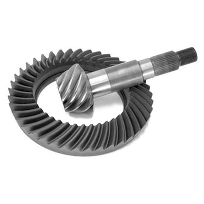 New 1993 Chevrolet Pick-up Truck Ring and Pinion Set - Rear K3500 - 4WD - Dana 80 Rear - Ring and Pinion Set - 4.88 Ratio - Fits 4.10 & Up Carrier - R from Yukon Gear