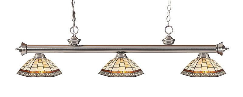 Z-Lite 200-3BN-Z14-35 3 Light Billiard Light from Z-Lite
