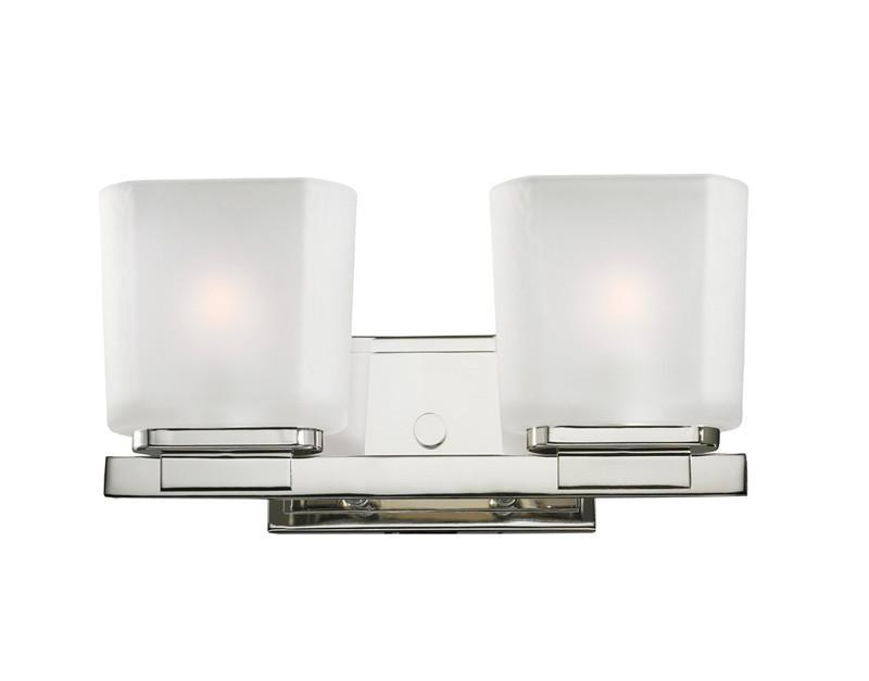 Z-Lite 3003-2v Agra Collection 2 Light Vanity Light from Z-Lite
