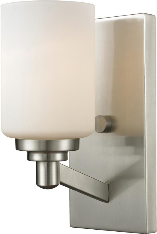 Z-Lite 410-1S 1 Light Wall Sconce from Z-Lite