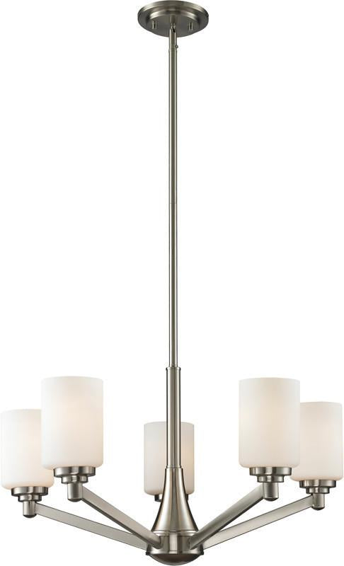 Z-Lite 410-5 5 Light Chandelier from Z-Lite