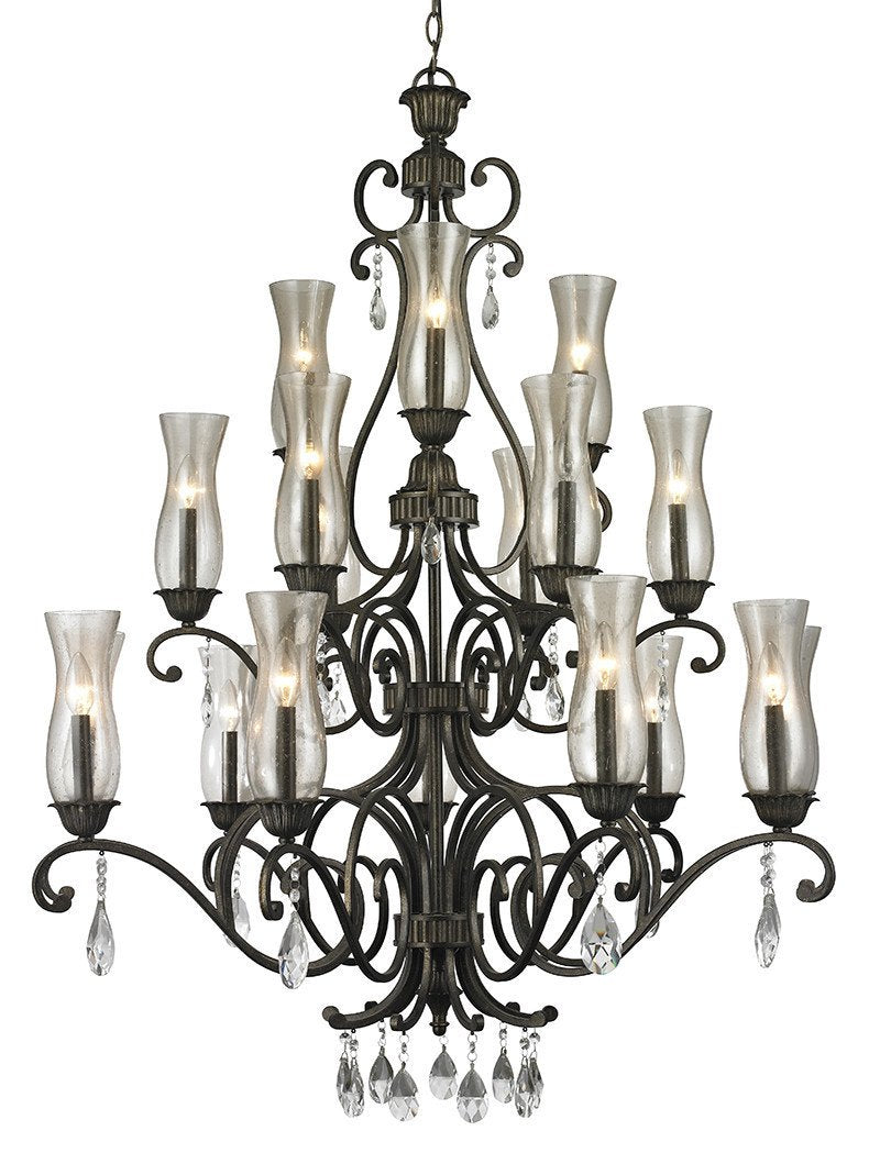 Z-Lite 720-18-GB 18 Light Chandelier from Z-Lite