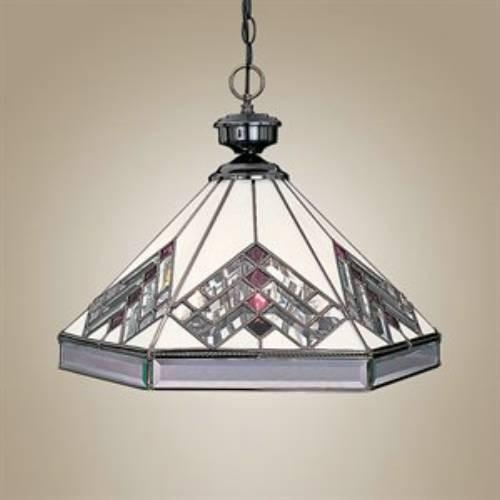 Z-Lite Empire Collection Black Chrome Finish Six Light Pendant from Z-Lite