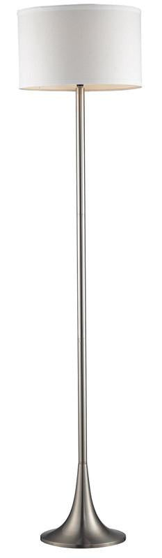 Z-Lite fl1002 Portable Lamps Collection 1 Light Floor Lamp from Z-Lite