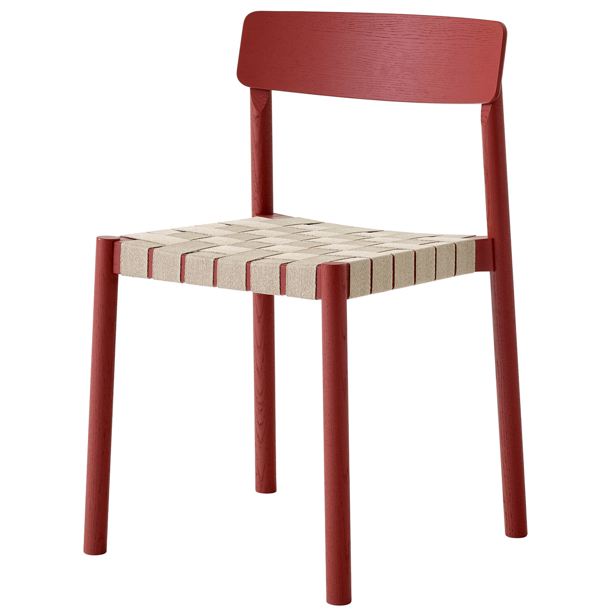 &Tradition Betty TK1 chair, maroon from &Tradition