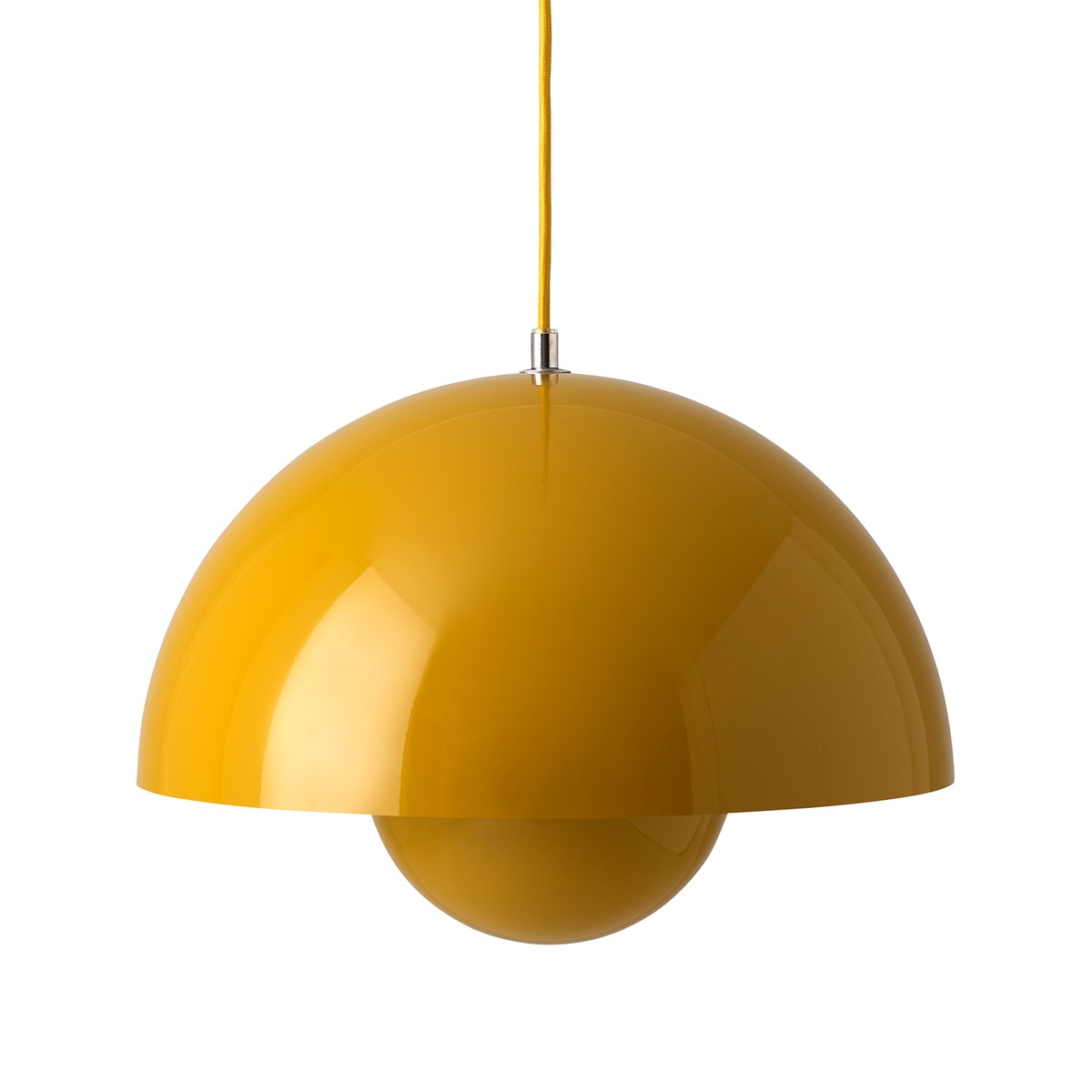 &Tradition Flowerpot VP7 pendant, mustard from &Tradition