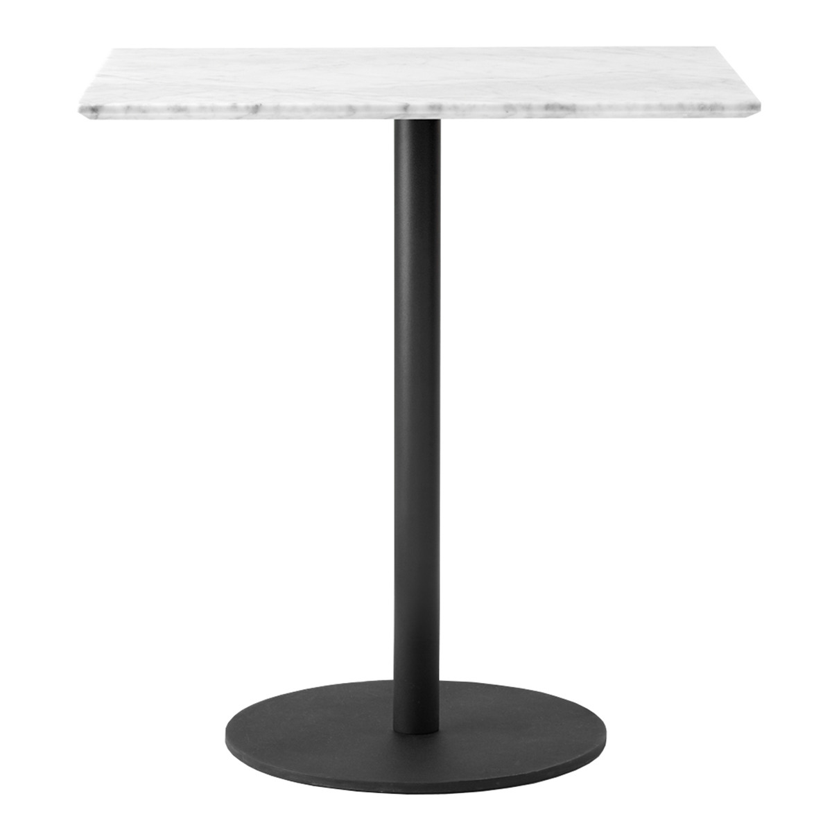 &Tradition In Between SK16 table, black - white marble from &Tradition