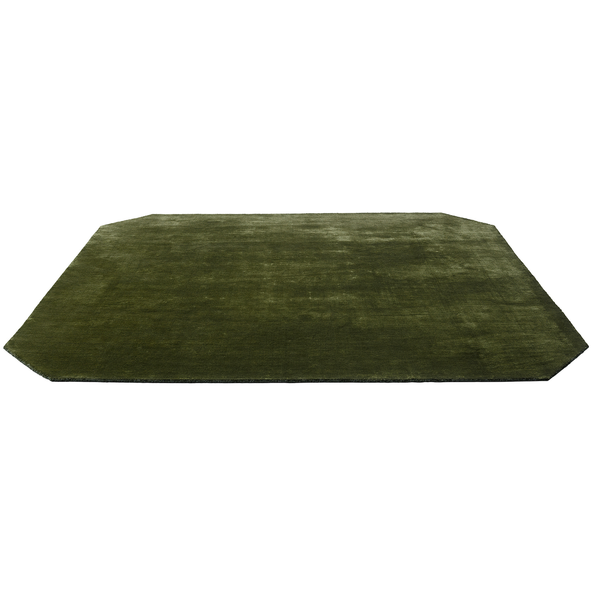 &Tradition The Moor rug AP8, 300 x 300 cm, green pine from &Tradition