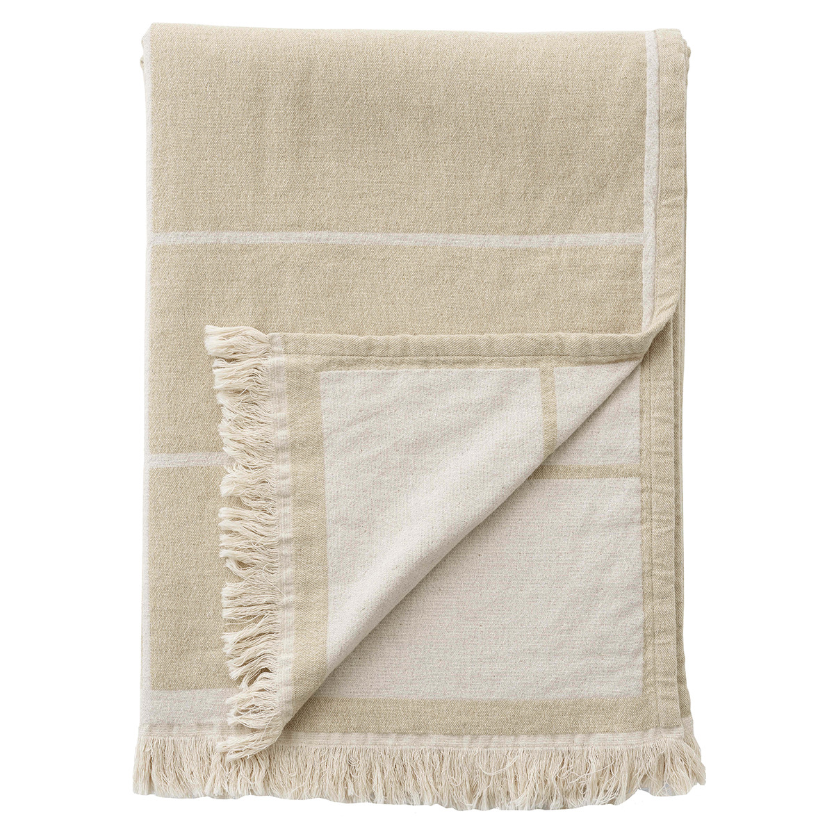 &Tradition Untitled AP10 throw, 150 x 200 cm, light beige from &Tradition