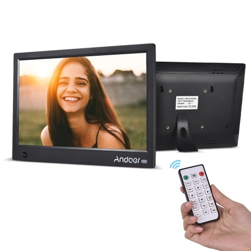 Andoer 11.6 Inch HD IPS Widescreen Digital Picture Frame Digital Photo Album from andoer