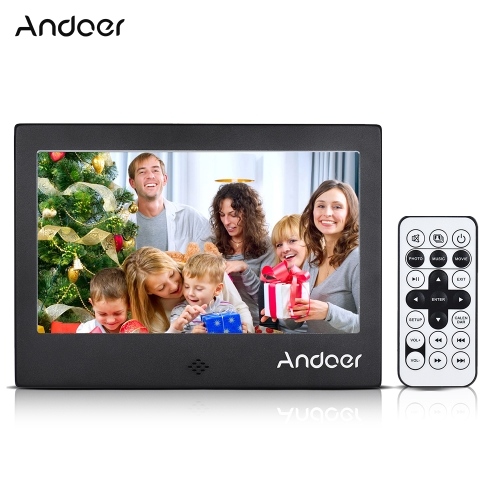 "Andoer 7"" LED Digital Photo Frame from andoer"