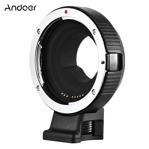 Andoer AEF-MFT Lens Mount Adapter Ring from andoer