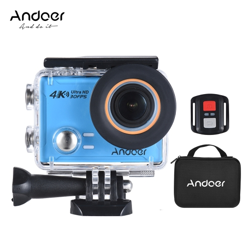 Andoer AN100 4K WiFi Action Sports Camera from andoer
