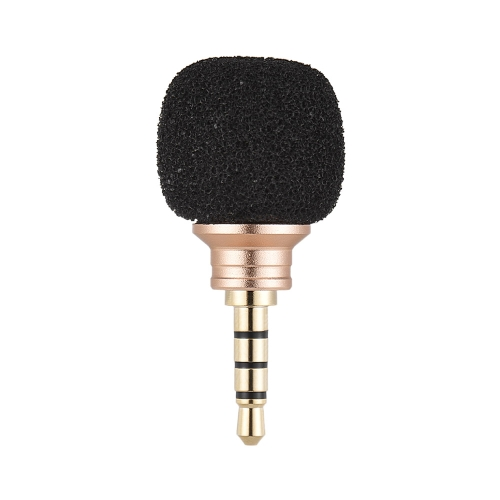 Andoer EY-610A Cellphone Smartphone Portable Mini Omni-Directional Mic Microphone from andoer