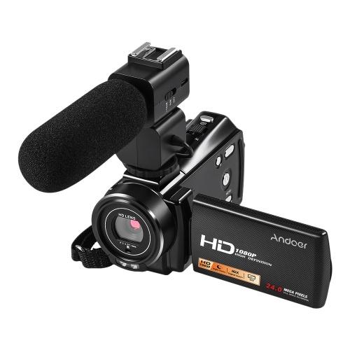 Andoer HDV-V7 PLUS  Portable Digital Video Camera from andoer