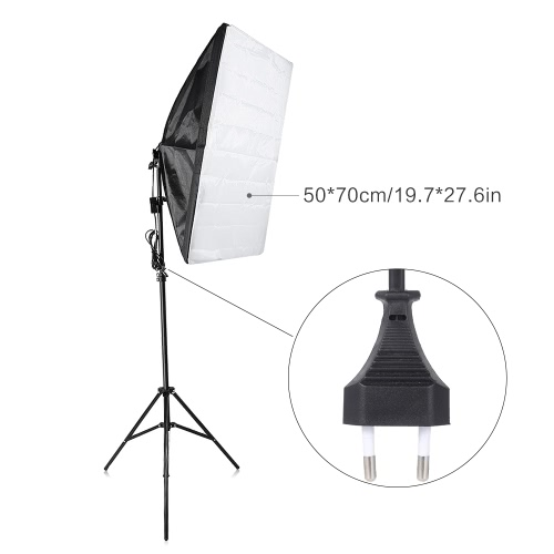 Andoer Photography Studio Cube Umbrella Softbox Light Lighting Tent Kit from andoer