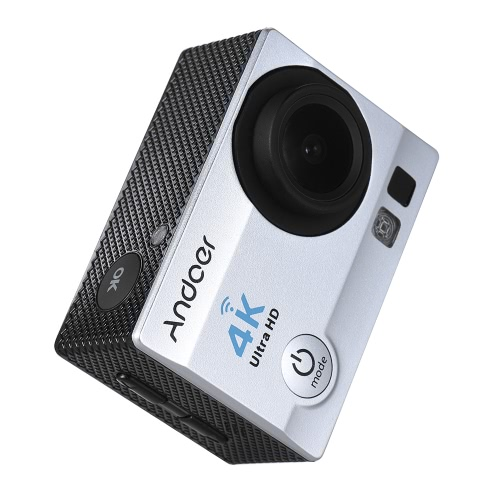 Andoer Q3H-R 4K 30fps 16MP WiFi Sports Action Camera from andoer