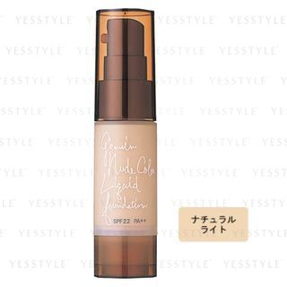 gelnic - Gemain Nude Color Liquid Foundation SPF 22 PA++ (Natural Light) 35g from gelnic