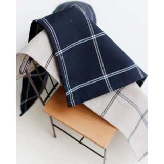 Checked Dish Towel from iswas
