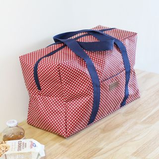 Dotted Travel Bag from iswas