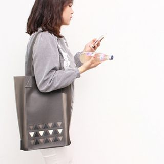 Fenice Series Pattern Shopper Bag from iswas