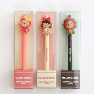 Hello Geeks Series Mecanical Pencil from iswas