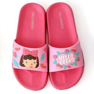 Hello Geeks Slipper from iswas